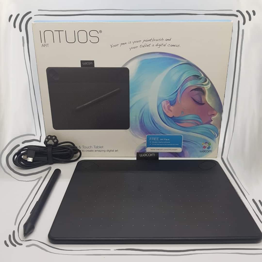 Wacom Intuos Draw Drawing Tablet On Carousell