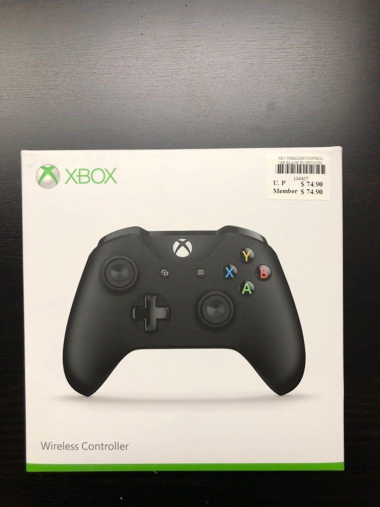 Xbox One Windows Wireless Controller