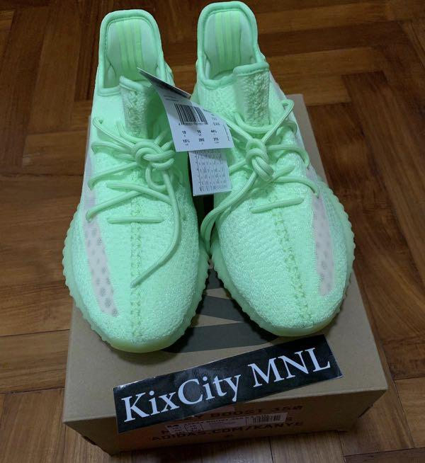 Cheap Yeezy Boost Glow, Cheap Yeezy 350 V2 Glow Shoes Fake