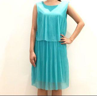 Warehouse Mint Green Dress