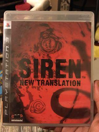 Siren New Translation