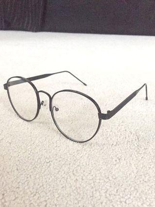 Round glasses frames