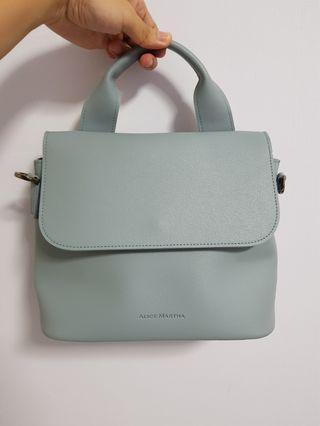 Alice Martha Baby Blue handbag