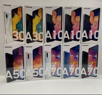Samsung A10 A20 A30 A50 A70 A80 J2 Pro J3 Pro J4+ J6+ S10e S10 S10+(Local Set)