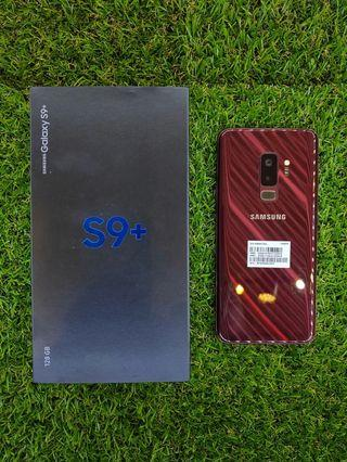 Samsung S9 Plus 128gb Red (Used)