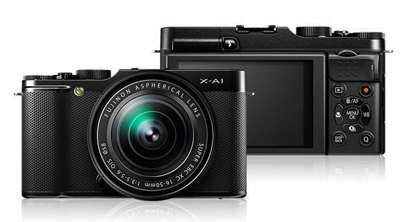 Like new Fujifilm X-A1 kit w XC16-50mm F3.5-5.6 OIS lens