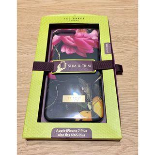 iPhone 7+ Plus Case Casing (Ted Baker Floral Edition)