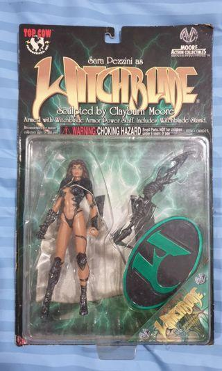 Witchblade Action Figure Moore Collectibles
