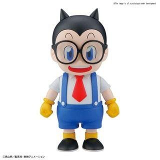 PRE ORDER November - Dr. Slump Figure-rise Mechanics Obotchaman Model Kit