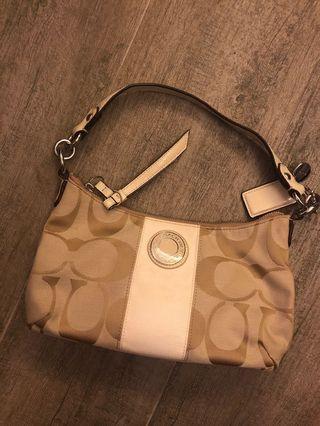 Coach 手袋 shoulder bag