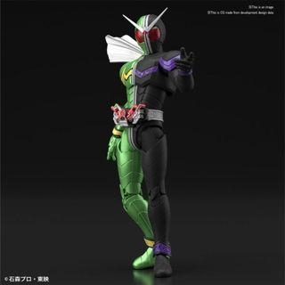 PRE ORDER October - Kamen Rider Figure-rise Standard Kamen Rider Double Cyclone Joker Model Kit