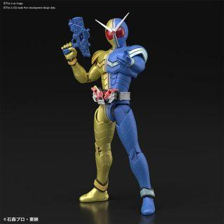 PRE ORDER October - Kamen Rider Figure-rise Standard Kamen Rider Double Luna Trigger Model Kit