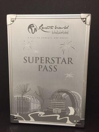 Resort world sentosa RWS Silver Box