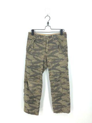 Tiger Stripes Camo Cargo Pants