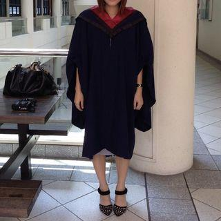 NTU WKW Convocation Gown