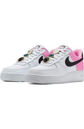 Nike Air Force 1 SE* 2 Women model (Pink/Orange)