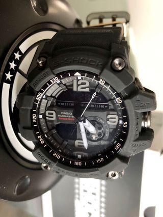 G-Shock 35th Anniversary Big Bang Black GG-1035A Mudmaster Watch