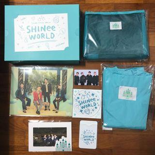 🚚 SHINee World Official Fanclub Ace Membership Welcome Kit