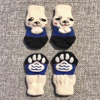 🆕Anti-Scratch Paws Socks for Pet Cat & Dog
