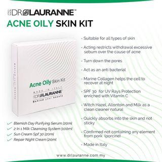 🚚 Acne oily skin kit