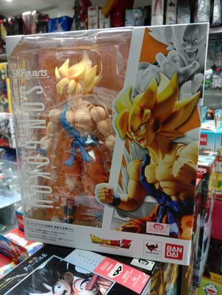 SHFiguarts Dragon Ball super Saiyan son gokou