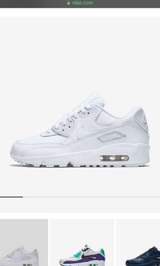 Nike AirMaxes