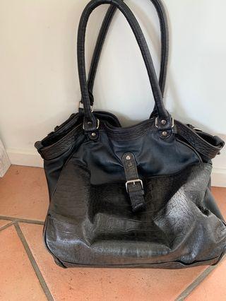 Black Moochi handbag
