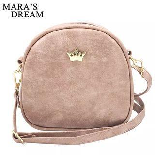 (PO) 2019 Fashion Women Handbag Messenger Bags PU Leather Shoulder Bag Lady