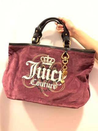 Purple Juicy Couture Bag