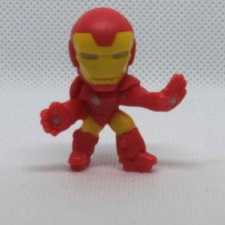 Kinder toy surprise - Iron Man micro figurine