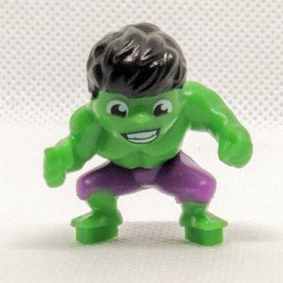 Kinder toy surprise - Hulk micro figurine