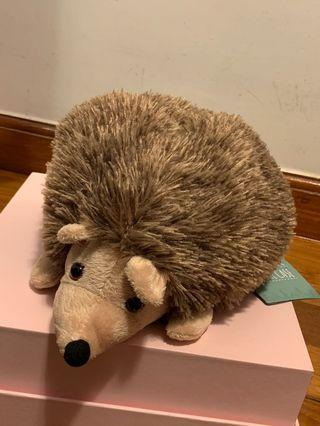 Unwanted gift - hedgehog tissue box cover