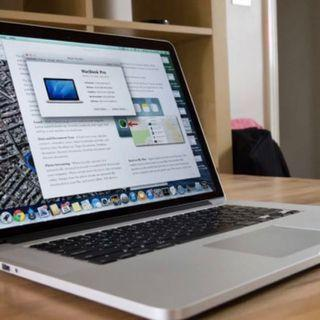 MacBook Pro 15, retina, i7, 2.7Hz, 16GB, 512GB