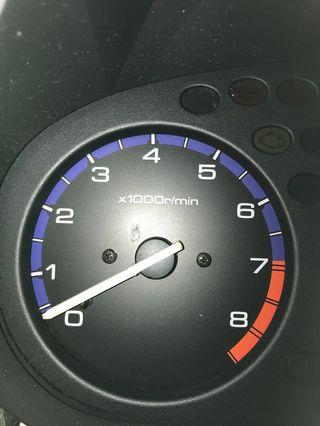 Civic EK/SO4 RPM Meter