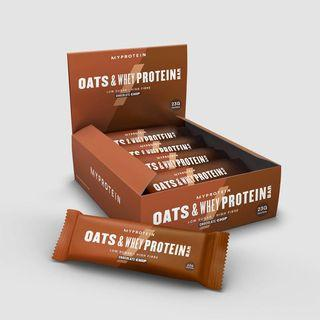 MY PROTEIN - OATS & WHEY PROTEIN BAR (Cheapest Offer!)