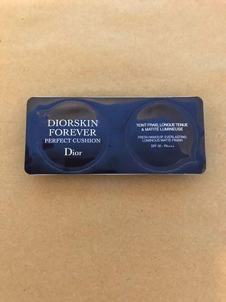 Dior cushion - Diorskin forever perfect cushion