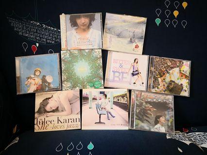 日本女歌手及樂隊(kiroro, hanahana, speed, kokia.....)