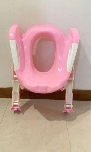 🚚 Children potty seat with ladder