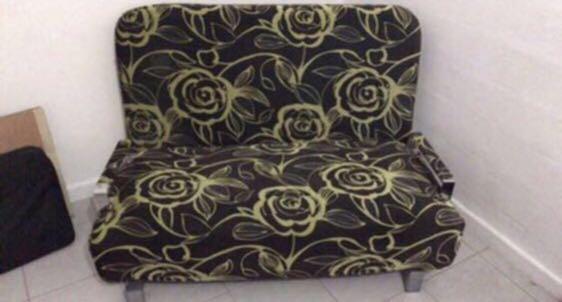 3 seater Sofa + 2 seater sofa bed Super single sizw