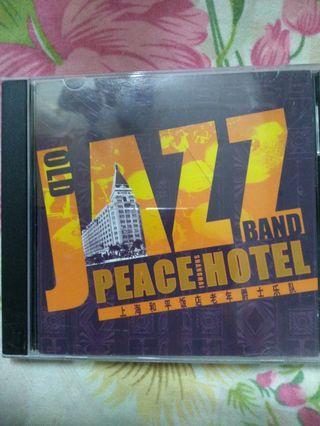 上海和平飯店老年爵士樂隊 CD