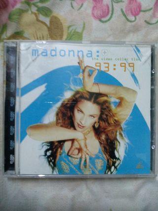 Madonna VCD