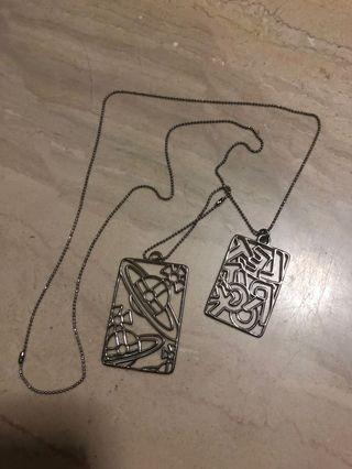Vivienne Westwood long Necklace