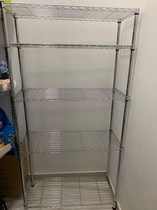 Stainless Steel Rack/dismantled