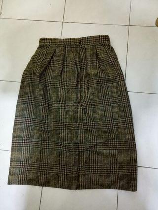 Skirt YVES SAINT LAURENT