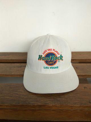 Topi Snapback HARD ROCK Cafe