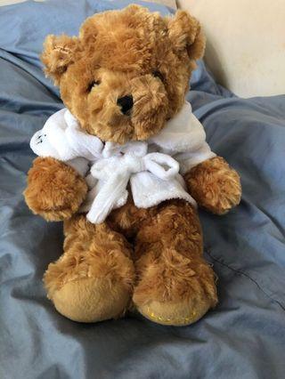 Toto 23年紀念小熊