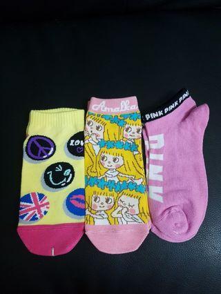 🚚 可愛襪子大人款