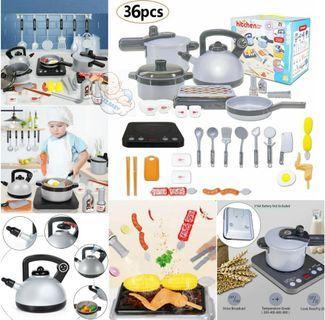 【Kitchen home play set 廚房玩具套裝】