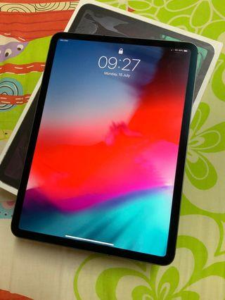 Ipad Pro 11 inch Cellular/Wifi 64gb