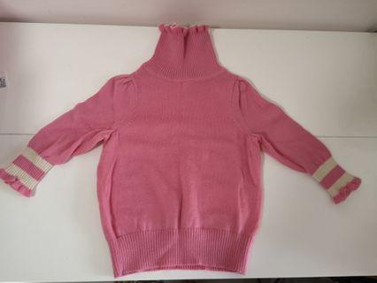 A bundle of branded baby girl's clothes